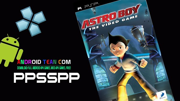 Astro Boy - The Video Game ISO   PPSSPP Android