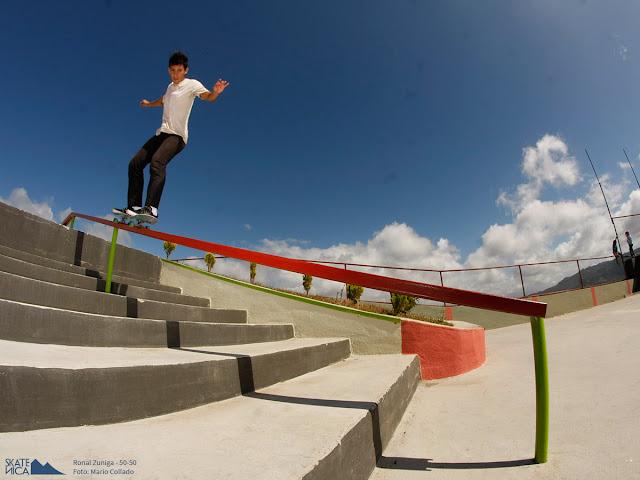 matagalpa skatepark nicaragua