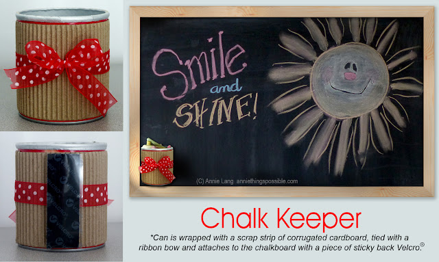 Annie Lang shows you 6 creative ways you can use Pringles cans to craft fun and useful items.