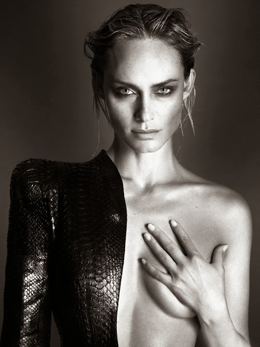 Amber Valletta - by Mert & Marcus - Nice Design Photographers | Nice Design Photographers