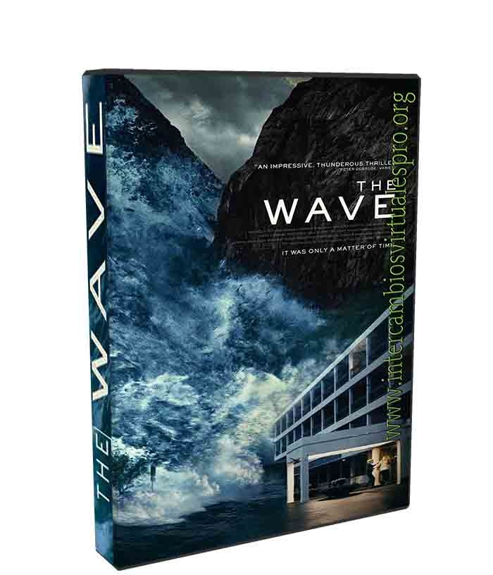 The Wave poster box cover