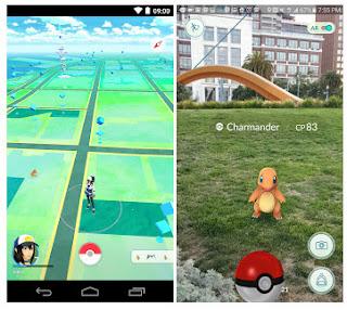 Download Pokemon GO MOD Apk 0.45.0 Terbaru 2016