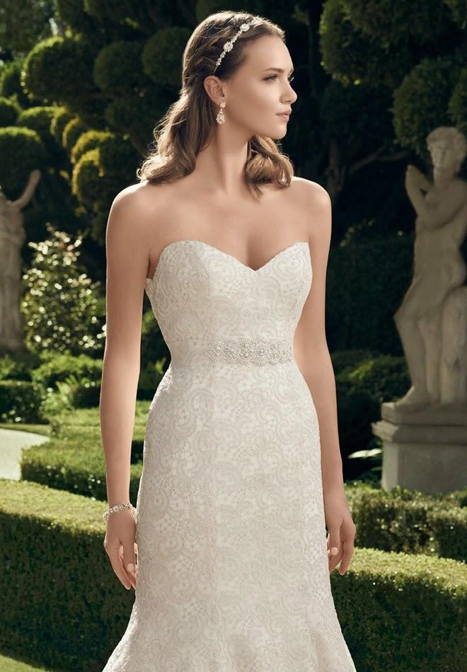 Casablanca Bridal Fall 2014 - Belle The Magazine