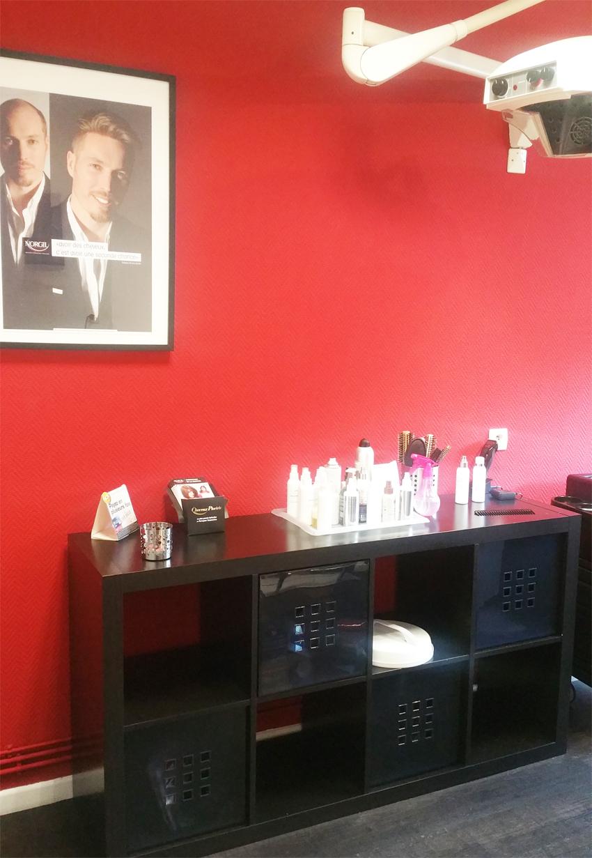 salon de beauté capillaire