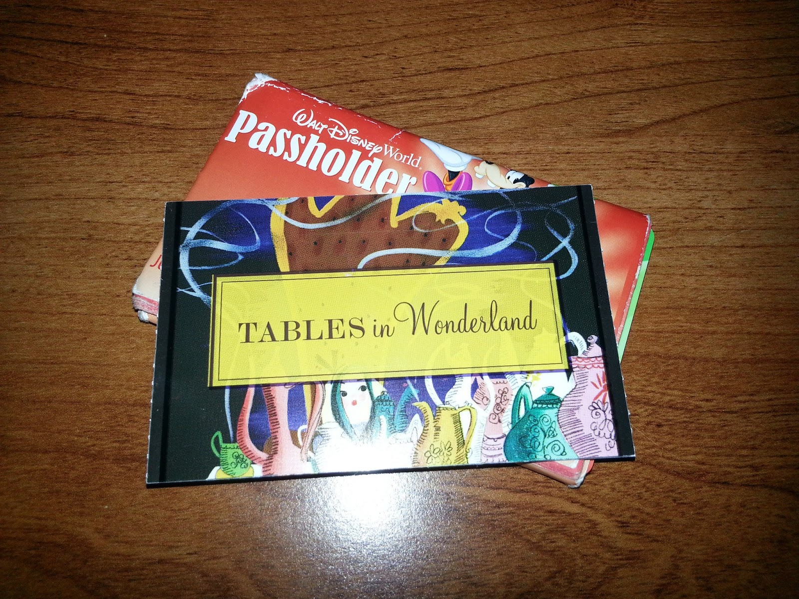 Foodie Friday: Tables In Wonderland   Dining Discount Card