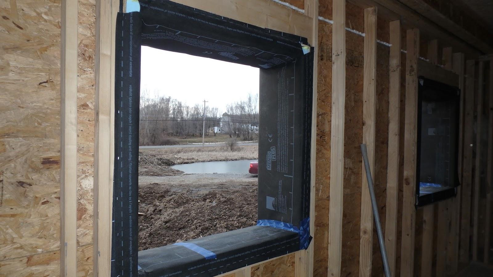 Rochester Passive House Window And Door Installation