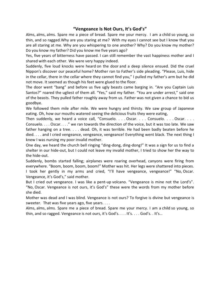 High school love story tagalog script
