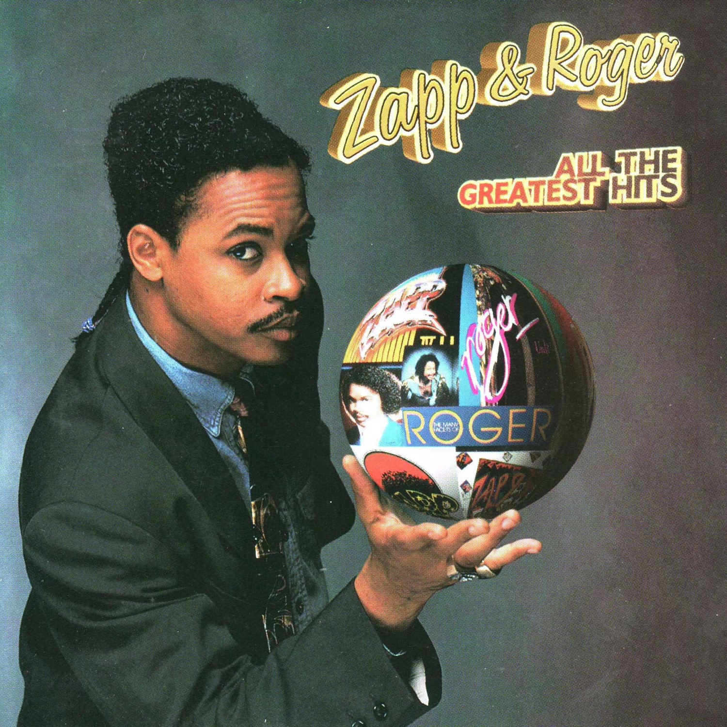 Zapp Amp Roger All The Greatest Hits O Som Dos Prado S