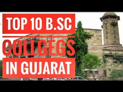 Top 10 B.sc Bsc Colleges In Gujarat  Gujara Tresult Media