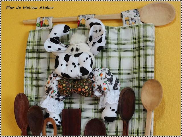 Dalmatian aconchegante-Up Vela tocha