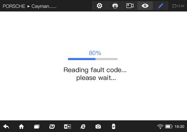 vpecker-e4-reading-fault-code