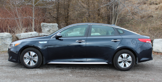 2017 Kia Optima Plug-In Hybrid Review