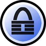 KeePass logo FileSeries FS