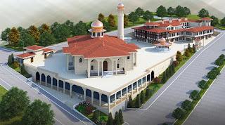 Karadeniz'in en büyük Camii ve Külliyesi Karadeniz'in En Büyük Cami Ve Külliyesi Karadeniz'in en büyük külliyesi Samsun'da yükseliyor Samsun'a Karadeniz'in en büyük cami ve külliyesi inşa ediliyor