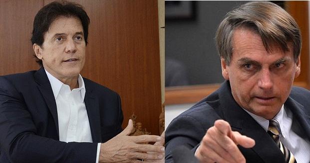 Resultado de imagem para Robinson faria e Bolsonaro