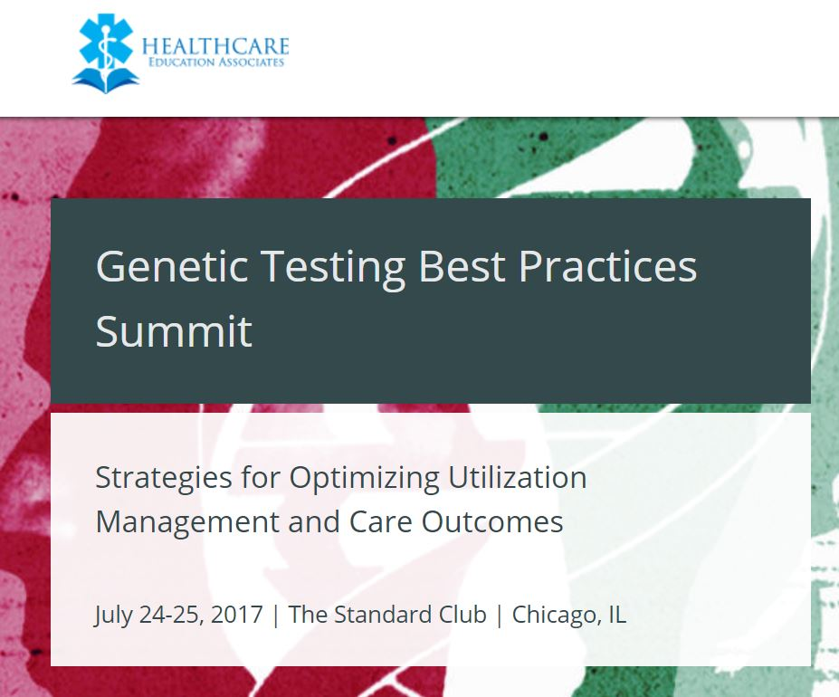 Discoveries in Health Policy: Brief Blog: Genetic Testing