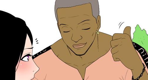 Mr. FAP (bộ mới) phần 63: Làm quen anh da đen