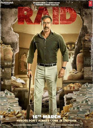 Raid (2018) Movie Poster