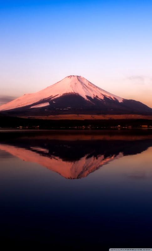 Japan Fuji Landscape Wallpapers Tab Wallpapers