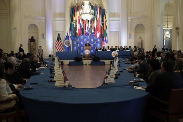 Advierten que Venezuela se convirtió en un problema global, no solo de los venezolanos