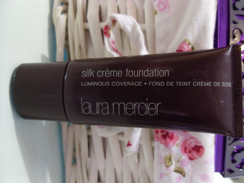 Laura Mercier Silk Cream Foundation Review