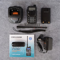 Firstcom FC-27 Waterproof IP66 Dual Band Radio FM