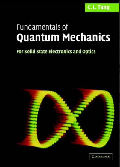 Fundamentals of Quantum Mechanics PDF download here