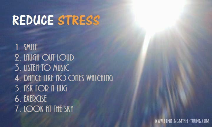 7 simple ways to reduce stress