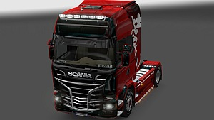 Scania Metallic skin