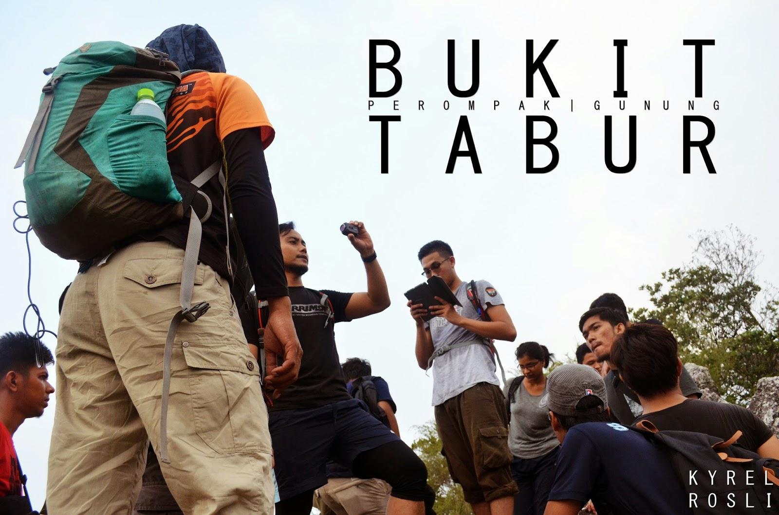 Bukit Tabur West Summit