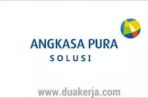 Lowongan Kerja SMA SMK PT Angkasa Pura Solusi Terbaru 2019