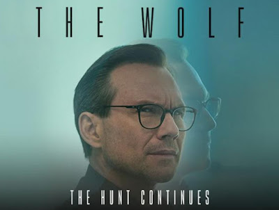 Source: HP eDM. Christian Slater stars in The Wolf: The Hunt Continues.
