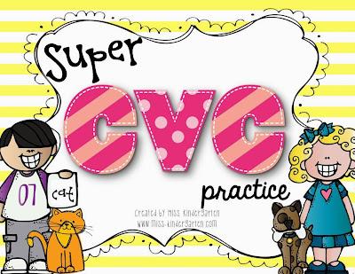 http://www.teacherspayteachers.com/Product/Super-CVC-Practice-games-and-printables-991637