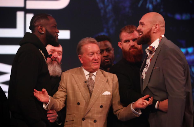 Deontay Wilder vs Tyson Fury rematch: Frank Warren to insist on neutral judges, expects terms to be agreed soon for April or May date