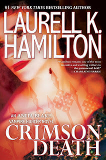Crimson Death - Laurell K. Hamilton [kindle] [mobi]