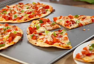 Tortilla Pizza Recipes