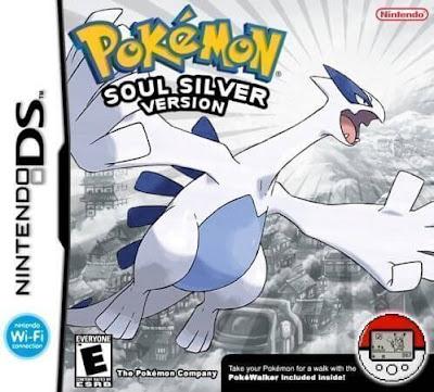 โหลดเกม ROM Pokemon SoulSilver .nds