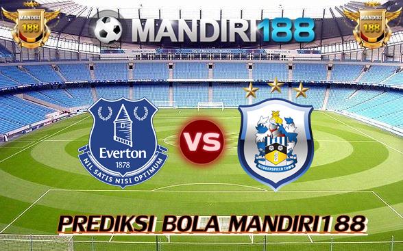 AGEN BOLA - Prediksi Everton vs Huddersfield Town 2 Desember 2017