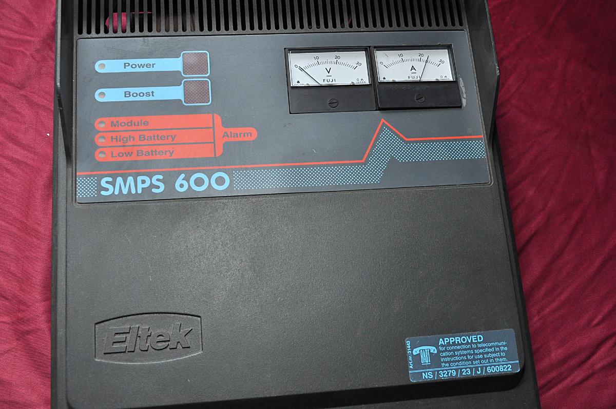 ELTEK SMPS 600 POWER SUPPLY | AELIYA MARINE TECH PVT LTD
