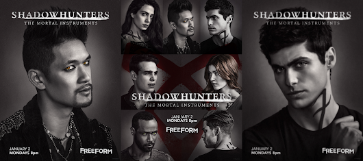 Shadowhunters 2x12 | Review & Dicussion | Faith