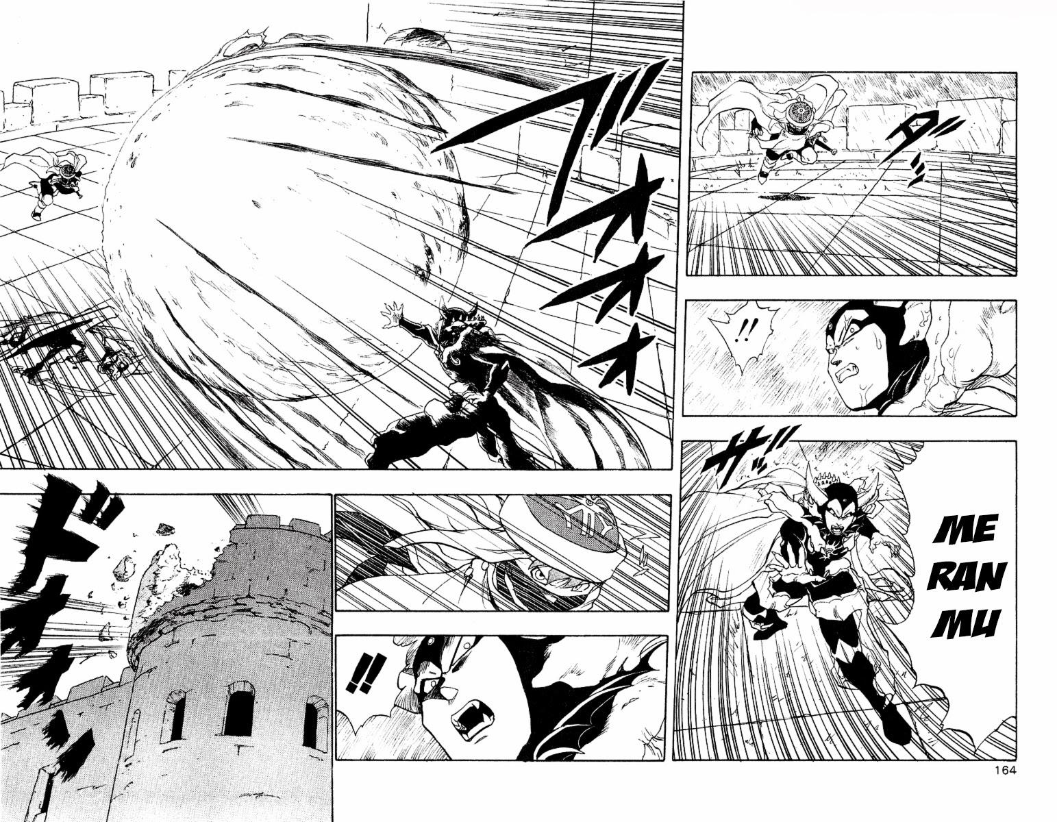 Dragon Quest: Emblem of Roto chap 33 trang 25