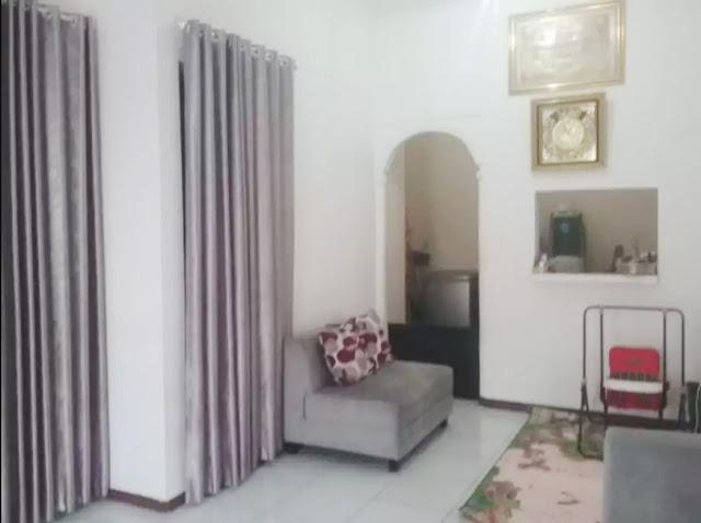 Ruang Tamu (Living Room) - Jual Over Kredit Rumah di Restali Arsi, Karang Asih, Cikarang Utara, Bekasi, Jawa Barat