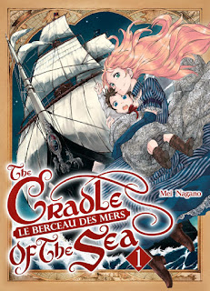 [7BD] Le berceau des mers - The cradle of the sea (tome 1) aux éditions Komikku