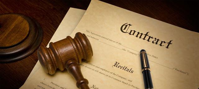 Contrato y negocio juridico