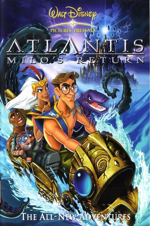 Atlantis: Milos Return 2003 - Sự Trở Lại Của Milo [hd]