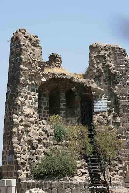 The Crusader Fortress of Tiberias