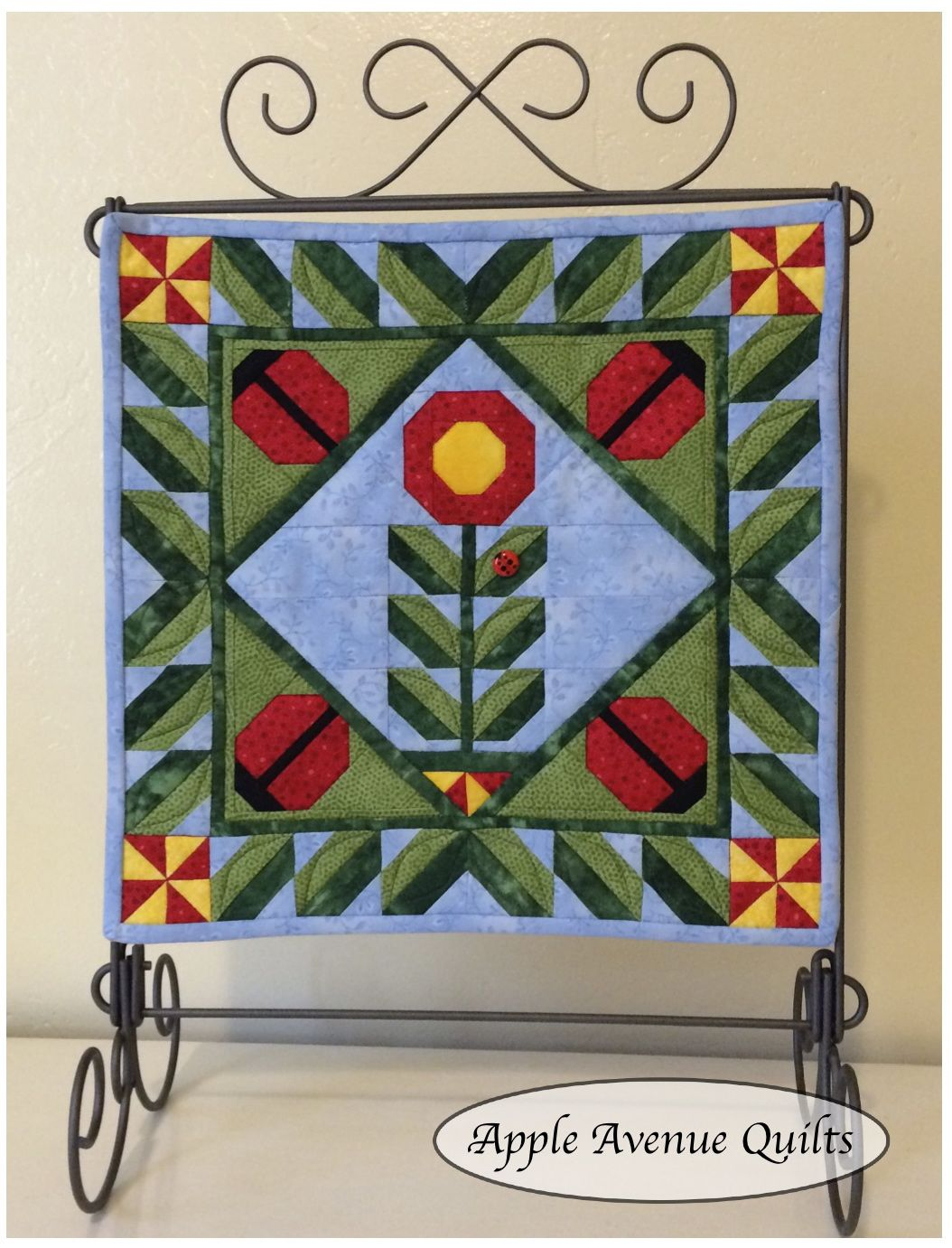 Quilt Guild Project Ideas : Apple Avenue Quilts: My Quilting Projects 2016