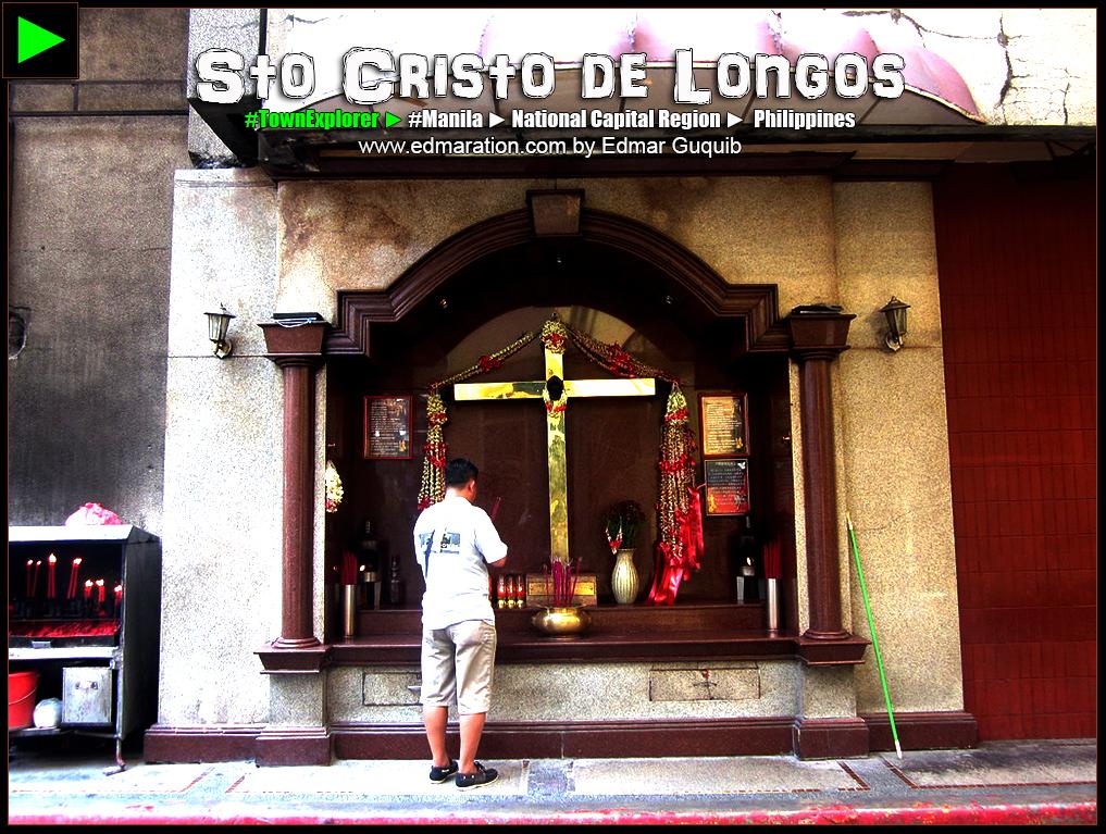 SANTO CRISTO DE LONGOS, BINONDO, MANILA