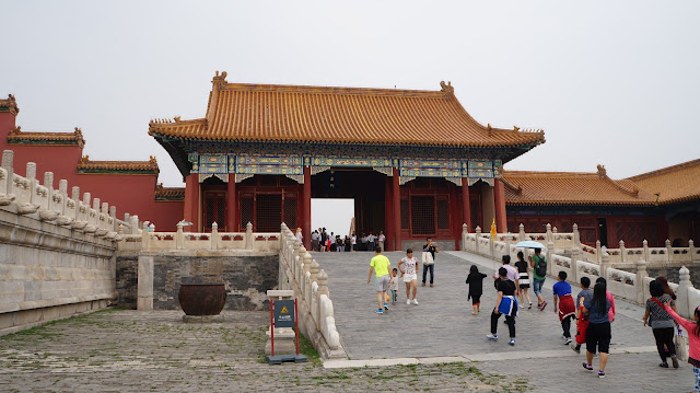 Tian An Men Square - Paket Tour 6H4M Beijing Sept-Okt 2018 - Salika Travel
