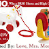 Blogger Opp: BRIO Horse and High Chair Toy Giveaway! ($52 RV